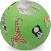 Мяч Crocodile Creek Дикие животные 13 см.
