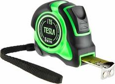 Измерительная рулетка Tesla T-5, черный, зеленый, 5 м