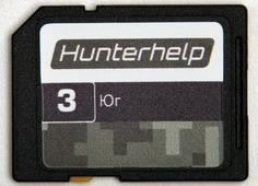 Карта памяти Hunterhelp №3 Фонотека «Юг» Версия 7