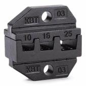 Номерные матрицы МПК-03 для опрессовки изолированных и неизолированных штыревых втулочных наконечников {69959}