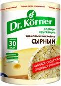 Dr. Korner Сырный злаковый коктейль хлебцы, 100 г