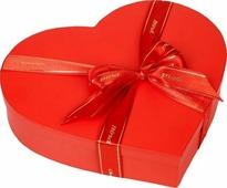 Bind Сердце набор шоколадных конфет, 224 г