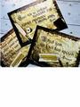 Постер Цитатамания набор 3 в 1. Свиток., 4610009216409, коричневый