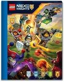 Тетрадь 100 листов в линейку LEGO