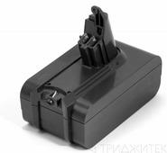Аккумулятор для Dyson DC58/DC59/DC61 Animal/DC62 Animal Pro/DC72 Animal/V6+/V6 Animal Pro/V6 Slim/V6 Total Clean, 4.0Ah 21.6V