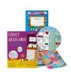 Хэппи лайн (HappyLine) издательство Планер школьника на целый год с многоразовыми стикерами