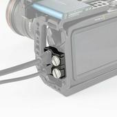 Фиксатор HDMI и USB-C кабелей SMALLRIG 2246 для клеток BMPCC 4K