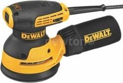 Эксцентриковая шлифмашина DeWalt DWE6423