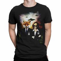 Футболка Dream Shirts Фокс Малдер и Дана Скалли