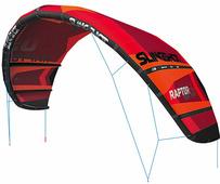 Надувной кайт гибридного С-типа Slingshot Raptor V1