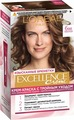 Стойкая крем-краска для волос L'Oreal Paris Excellence, оттенок 6.00, Темно-русый