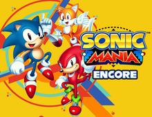 Sega Sonic Mania - Encore DLC (SEGA_4378)