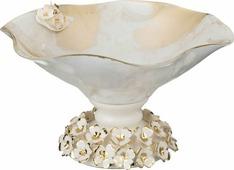 Декоративная чаша Lefard, 316-1072, розовый, 22 х 22 х 12 см