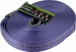 """Удлинитель лебедочного троса """"KennyМастер"""", цвет: фиолетовый, 4 т, 10 м"""