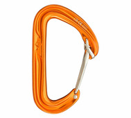 Карабин Black Diamond Hoodwire Carabiner оранжевый ONE