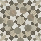 Плитка из керамогранита VitrA Керамогранит K947865LPR01VTE0 Serpeggiante геометрический декор теплый 60х60