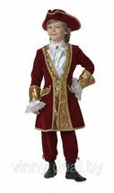 Карнавальный костюм Вельможа бордо Арт. 901 36 (рост 134-140 см)