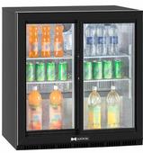 Шкаф холодильный барный Hurakan HKN-DB205S