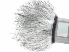 Меховая ветрозащита Boya BY-WS9 для Zoom, Tascam