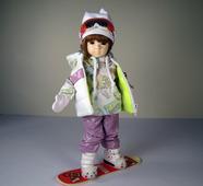 Кукла Iplehouse