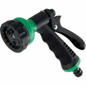 Пистолет для полива Park, HL161, зеленый, черный, 6 режимов