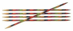 """Спицы чулочные KnitPro """"Symfonie"""", диаметр 6,5 мм, длина 20 см, 5 шт"""