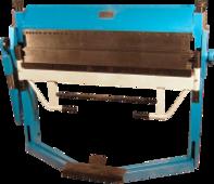 Сегментный листогиб MetalMaster MTB 3S