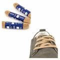Шнурки Saphir (плоские, 8мм) (Цвет-16 Бежевый Размер-120 см)