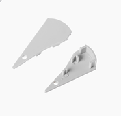 Заглушка для профиля 3616-2 Rexant левая {146-247-1}