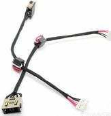 Разъем питания для ноутбука Lenovo Z40-70, Z40-75, Z41-70, Z50-70, Z50-75, Z50-80 с кабелем