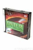 Записываемый компакт-диск VS DVD+R 4.7Gb 16x SL/5, 1 штука