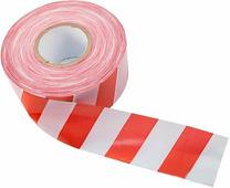 Оградительная лента Rexant, красно-белая, 75 мм х 250 м, 0,05 мм {19-3250}
