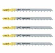 Пилка для лобзика (по дереву) MILWAUKEE T301DL 105х4 мм (5 шт.) 4932346071