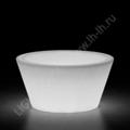 Светящаяся ваза Lumb (круглый) RGB Accum_YM