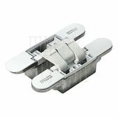 Morelli Luxury Скрытые петли MORELLI с 3-D регулировкой HH-16 40/60 кг матовый белый