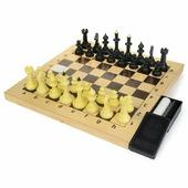 Шахматы + Шашки айвенго (Россия, Дерево, 43х22х6 см) vl03-011 Владспортпром