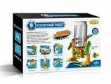 Сборная модель OCIE Солнечный робот Механический конструктор Сделай сам