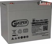 Аккумулятор для легковых автомобилей Kiper ИБП GEL (12 V/90 A/h)