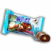 "Конфеты ФинТур ""Вай-Фай"" шоколадный батончик с кокосово-молочной начинкой 200гр, 200"