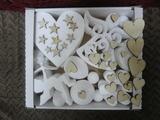 Набор декоративных элементов Nika Любовь и нежность