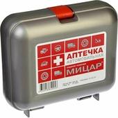 Автомобильная аптечка Мицар, 780001, серебристый