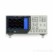 Осциллограф Hantek DSO4202C, 2 канала, 200МГц, генератор сигнала