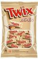 Twix Minis шоколадный батончик, 184 г