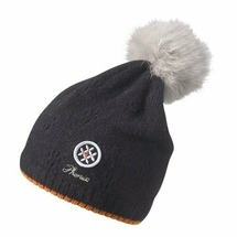 Шапка Phenix Wms Orchid Knit Hat (one size, black, 2013-2014)