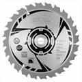 Пильный диск для циркулярных пил EWS 1266 HG, EWS 1366 HG - диам. 190 мм, посадочное 16 мм, толщина 2,2 мм, 24 зуба, MAX RPM 6.500-64 m/s Ryobi (5132002580)