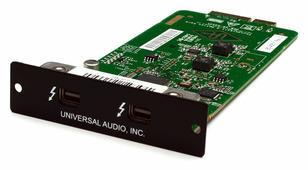 Universal Audio Thunderbolt 2 Option Card