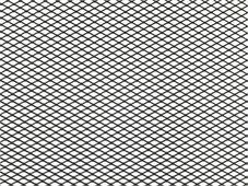 """Решетка радиатора декоративная """"DolleX"""", 100 х 20 см, ячейки 10 х 5,5 мм, цвет: черный"""