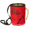 Мешочек La Sportiva для магнезии LaSportiva LSP Chalk Bag красный