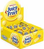 Жевательная резинка Juicy Fruit, 100 шт по 4 г