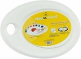 Mijello Палитра для смешивания красок Ellipse XL Peel-Off MAP-3079
